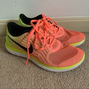 Nike Free 4.0 Running Shoes size 9.5